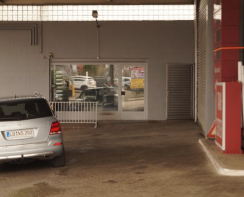 Eingang Shop